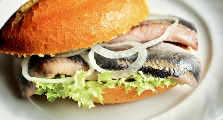 A hal kiválóan működhet a szendvicsekben is